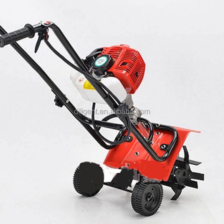 Soil loosen machine Farm Machinery mini power tiller cultivator