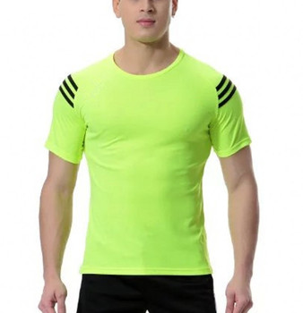 online shop blank no label cotton or polyester t-shirts in bulk gym men baseball quick dry t-shirts with logo garment
