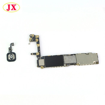 original new full test motherboard for iphone 6 unlocked with touch id 16gb 64gb