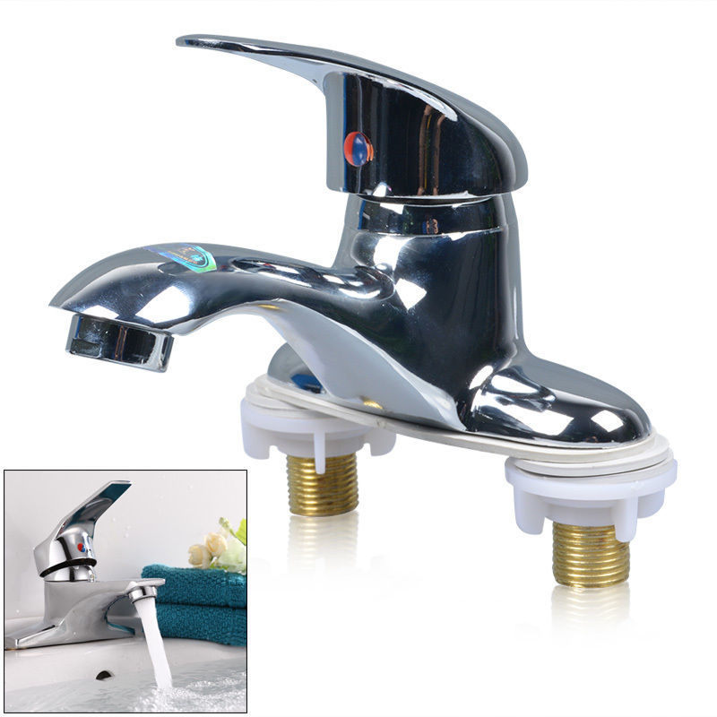 Kitchen Sink With  Tap Holes