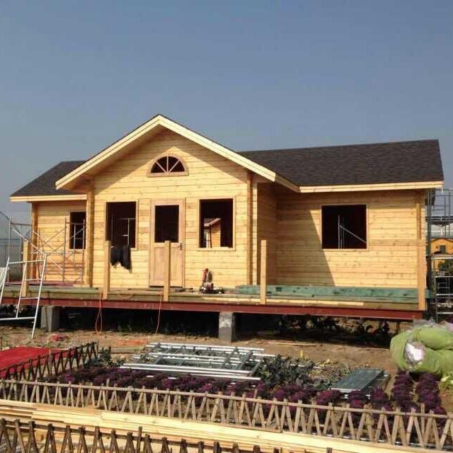 Economic wholesale log cabins wooden house log cabins wooden house prefabricated