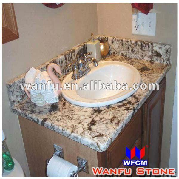 Top Mount Sink With Granite Vanity Top Buy Top Mount Sink Granite Bathroom Sink Vanity Tops Granite Corner Vanity Tops Product On Alibaba Com