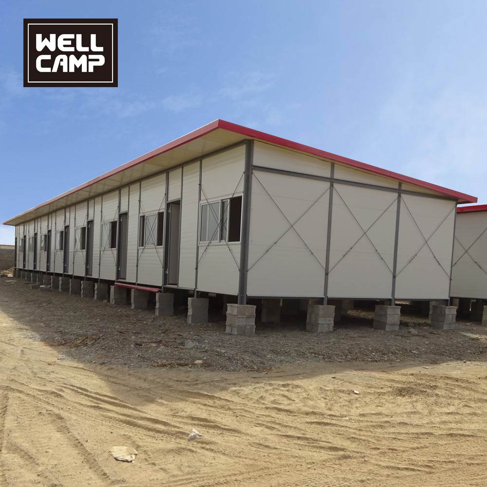 Fast Build Temporary Smart Prefab House In Philippines View Smart House Wellcamp Product Details From Foshan Wellcamp Building Materials Co Ltd On Alibaba Com