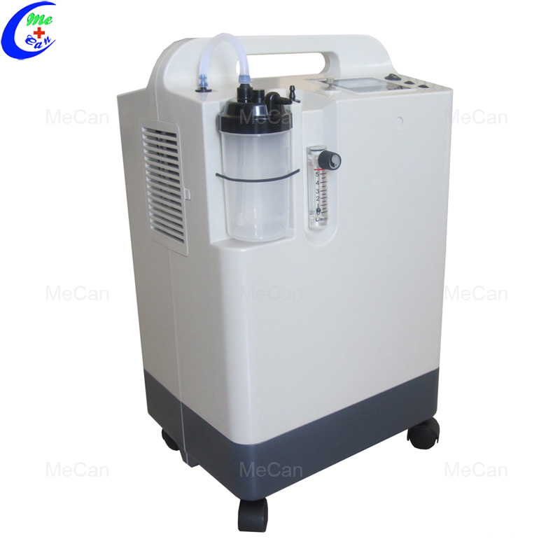 Portable Oxygen-concentrator Machine 10l China Medical Oxygen Concentrator 96%