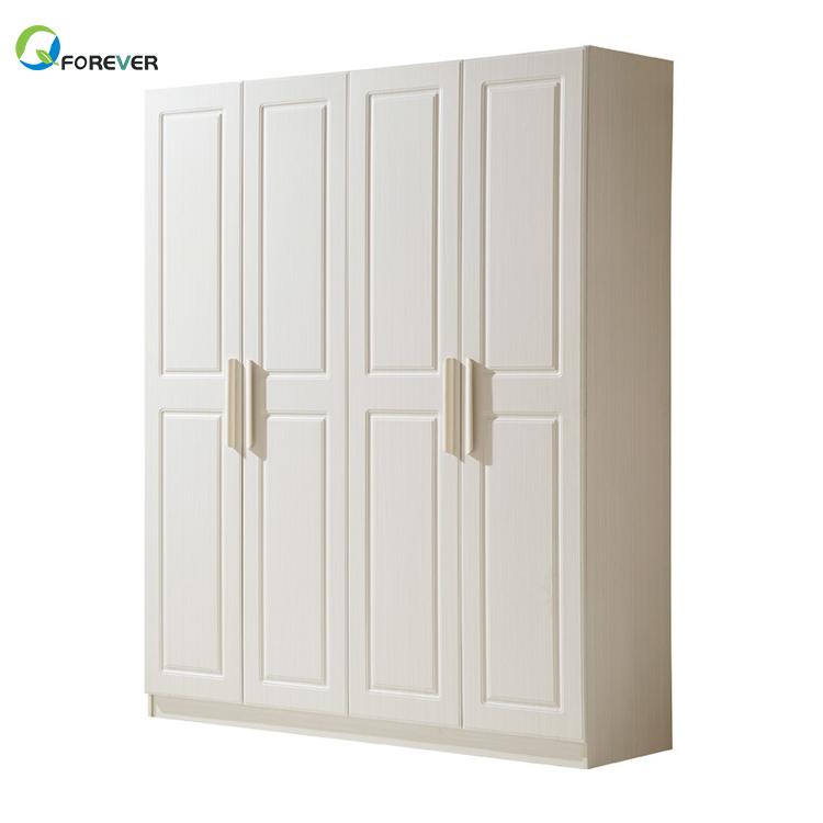 Beautiful Simple Design White Color Wooden Wardrobe Elegant With Big Space Buy Wardrobe Designs Portable Wardrobes Bedroom Wooden Wwardrobes Bedroom Furniture Product On Alibaba Com