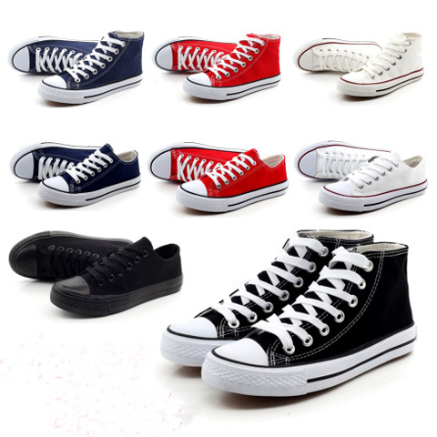 0b4c0c5feb 2015 new Limited brand women al low/high style classic Canvas Shoes ...