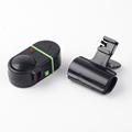 1Pc Fly Fishing ABS LED Light Electronic Wireless Fish Bite Alarm Strike Sound Alarm Bell Alert