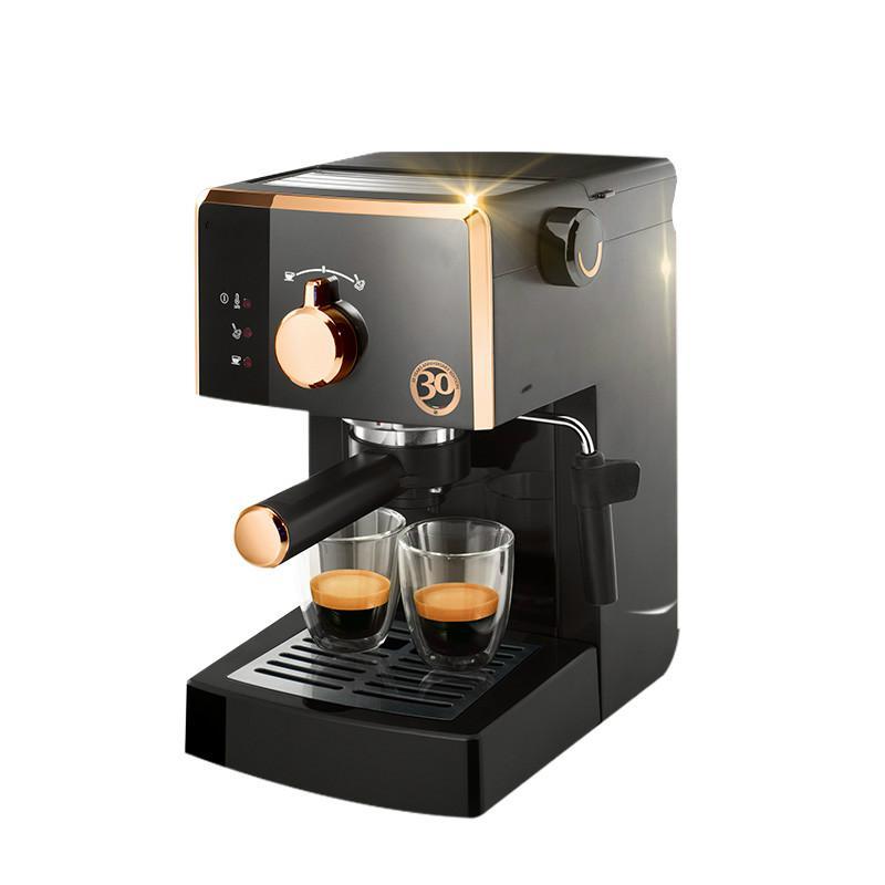 Итальянская Эспрессо машина с полуавтоматическим насосом Эспрессо кофеварка(Китай)