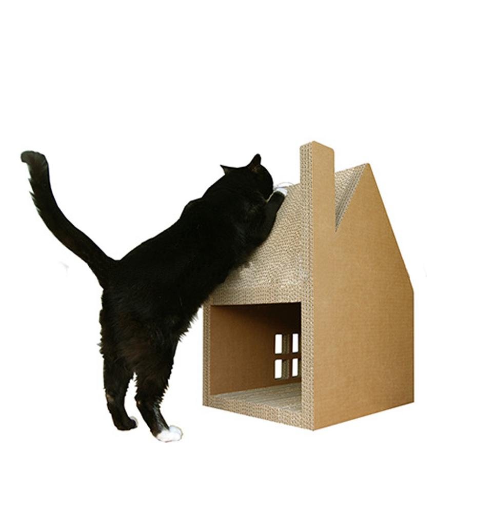 Wholesale Cheap Folding Portable Insulated Felt Small Big Indoor Home Pet Cat House For Cat Buy Cheap Prefab Houses Cheap Movable Houses For Sale Luxury Cat Houses Product On Alibaba Com