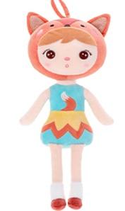 Куклы Metoo Keppel, 45 см, новый дизайн, плюшевые животные, единорог, кошка, kawaii, детский подарок на день рождения, Рождество, для девочек, Gi(Китай)