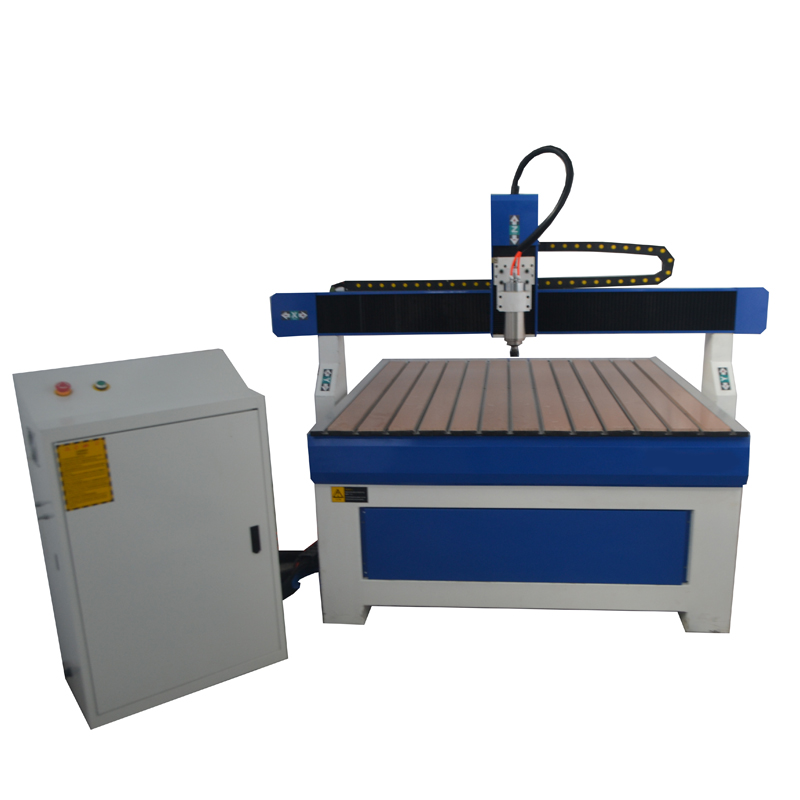 New model LT-1212 cnc router around with metal sheet 3d cnc carving router with wheels 1200*1200mm 3 axis cnc machine