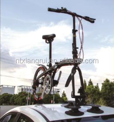 IMT Bike Rack Pour Toit Voiture Vide Ventouse Porte-vélos libération rapide A....