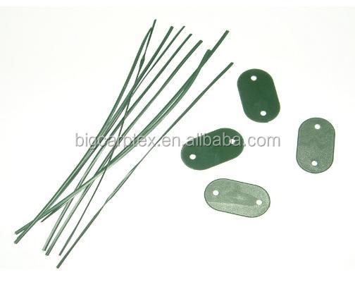 kit de fixation pour brise vue gris 914 d264 produits. Black Bedroom Furniture Sets. Home Design Ideas