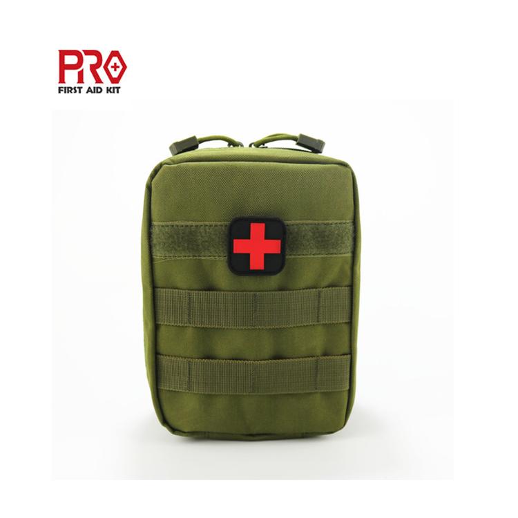 Походный медицинский Тактический набор первой помощи скрытой крышкой