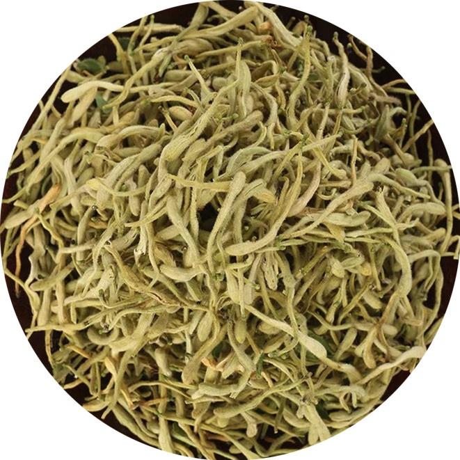 Traditional China Herb Flower Tea Dried Honeysuckle Flower - 4uTea | 4uTea.com
