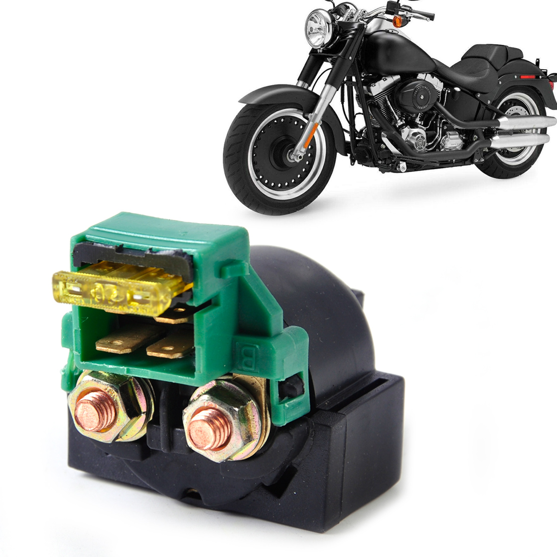 online buy wholesale motorcycle starter relay motorcycle. Black Bedroom Furniture Sets. Home Design Ideas