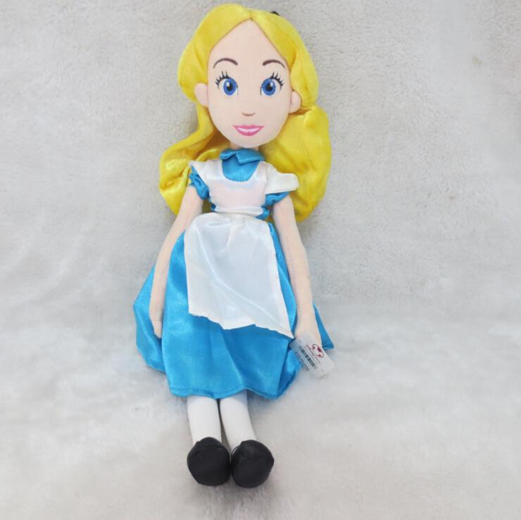 Alice In Wonderland Plush Toys 41