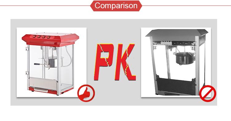 China Manufacturers Wholesale Popcorn Machine Price Buy
