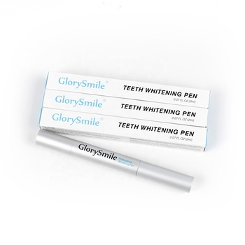 CE Approved Certification Fast Whitening Result Carbamide Peroxide PAP Gel Teeth Whitening Gel Pen For Your Brand