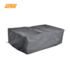 Heavy Duty outdoor Table Cover Durable and Water Resistant patio set cover