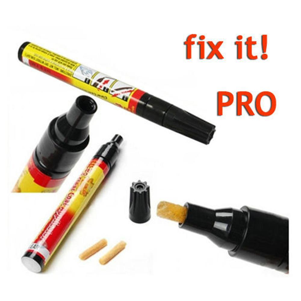 buy permanent water resistant fix it pro clear car scratch repair remover pen. Black Bedroom Furniture Sets. Home Design Ideas
