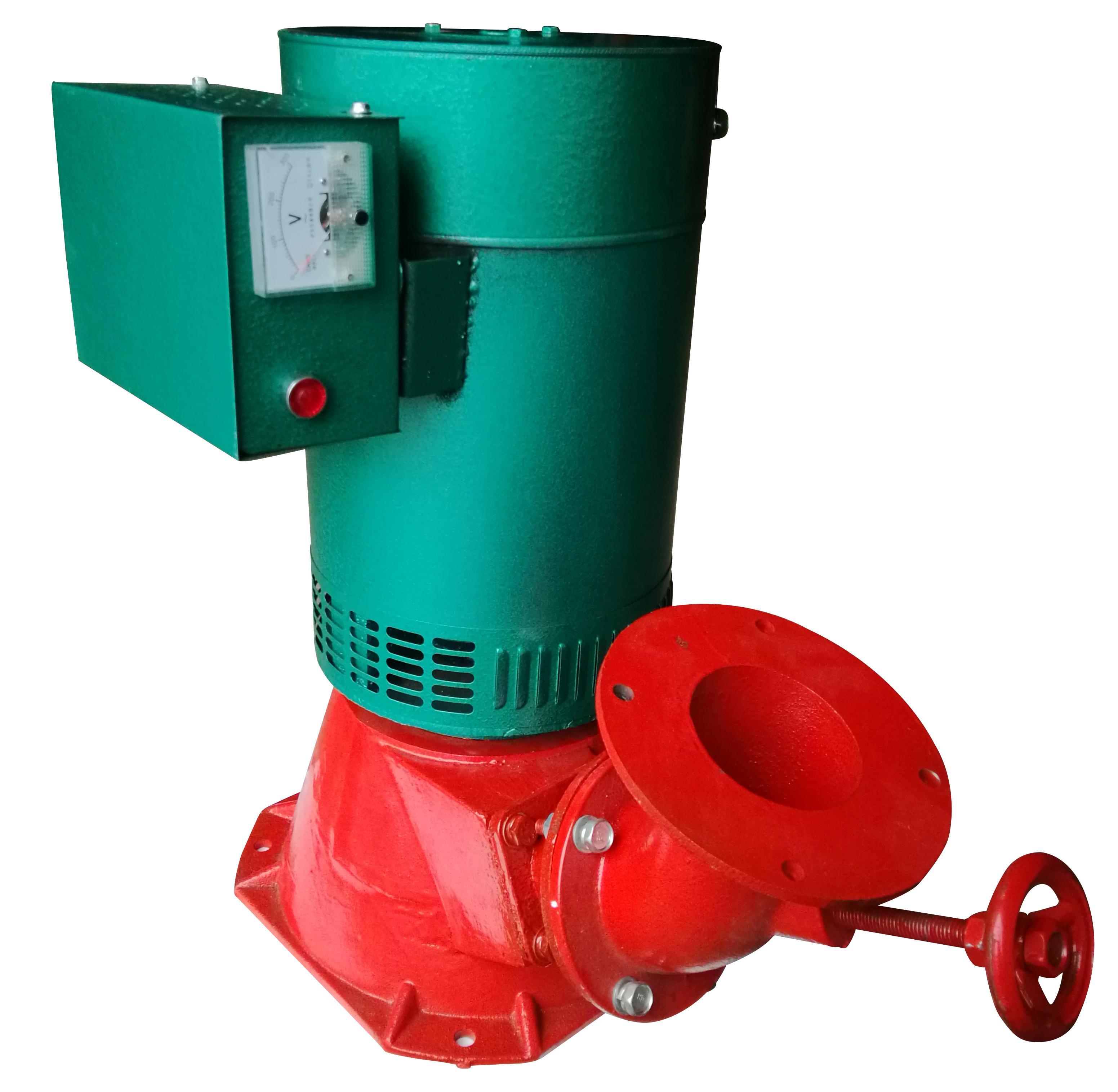 3 кВт мини/микро турбинный генератор
