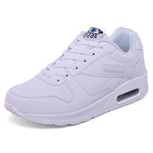 QUANZIXUAN женские кроссовки 2020, женская повседневная обувь, розовая модная женская обувь на шнуровке, дышащая женская обувь на плоской подошве, ...(Китай)