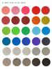 nonwoven color card