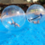 PVC water walking ball inflatable transparent walk on water ball