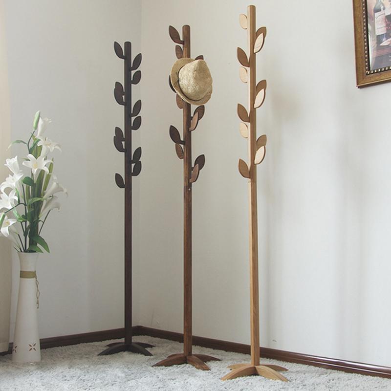 New Fashion 100% Oak tree coat rack Living room furniture