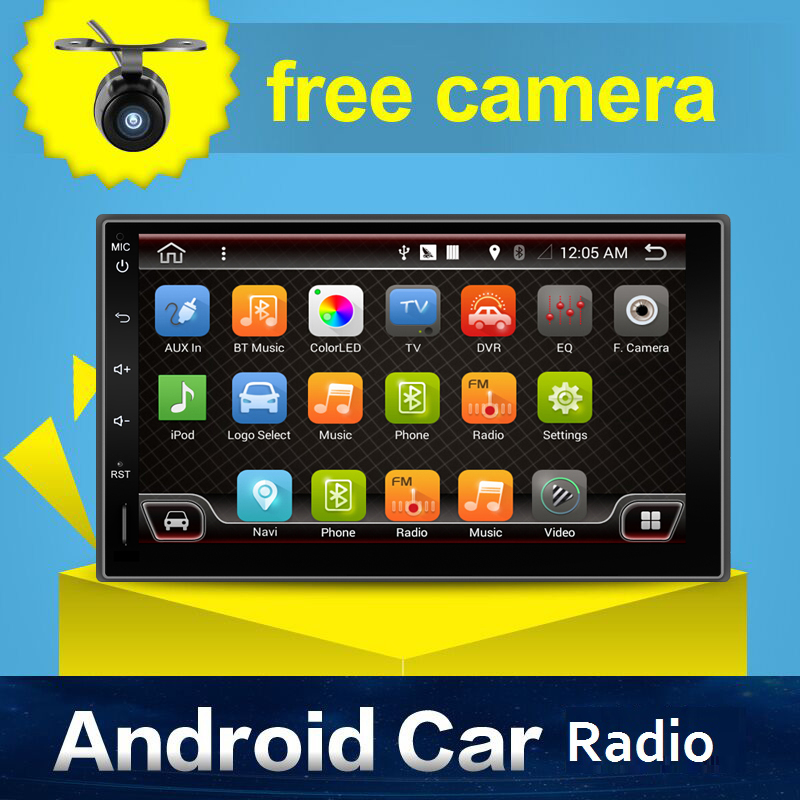 4.1 Android Car DVD, With Stereo 2GHZ Dual-Core Capacitive Double 2 Din Car PC