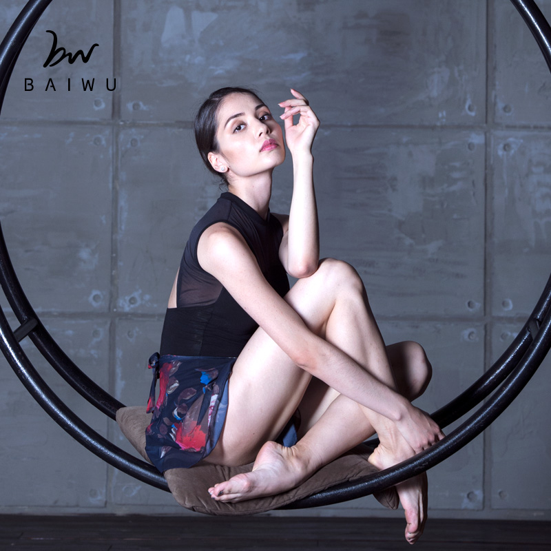 11414118 высококачественные сетчатые балетные трико без рукавов, оптовая продажа, трико