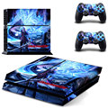 Devil May Cry Skin Vinyl Skins Sticker for Sony PS4 PlayStation 4 and 2 Controllers Skins