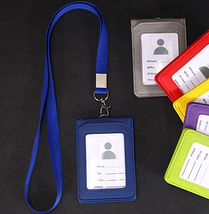 Id Card Credit Badge Holder