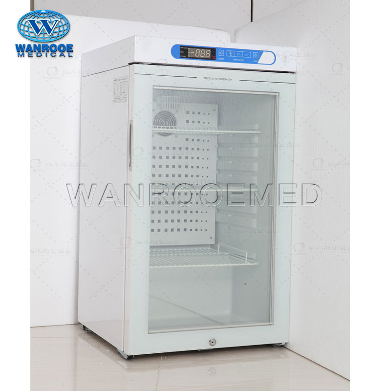WR-YC-105L 2-8 Degree Medical Laboratory Vaccine Pharmacy Blood Bank Refrigerator