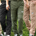 Outdoor Anti UV Fast Dry men s zip off hiking Pants fishing Active military camping Pants