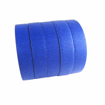 Single sided blue painters masking tape