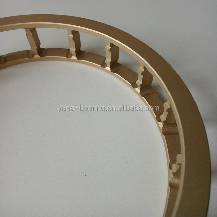 High quality roller bearing brass cage