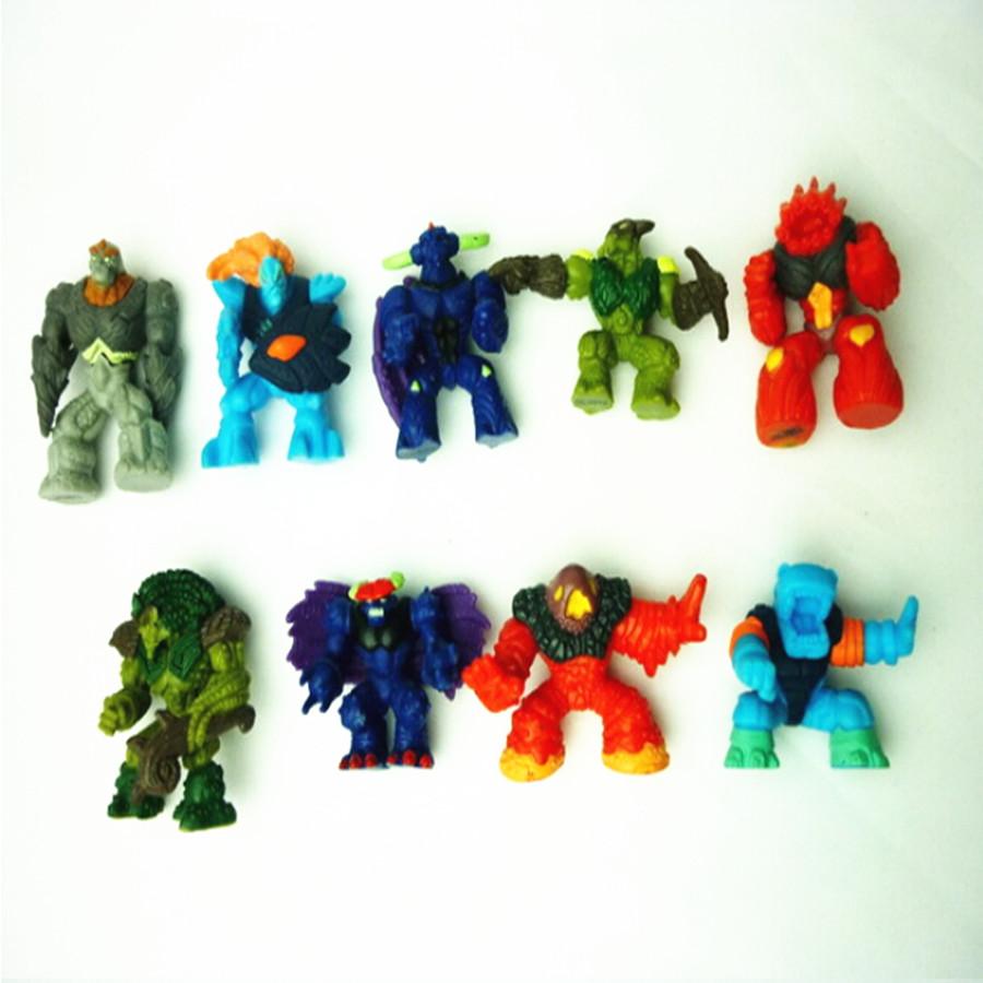 Gormiti Toys Usa 87