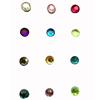 12 different colours