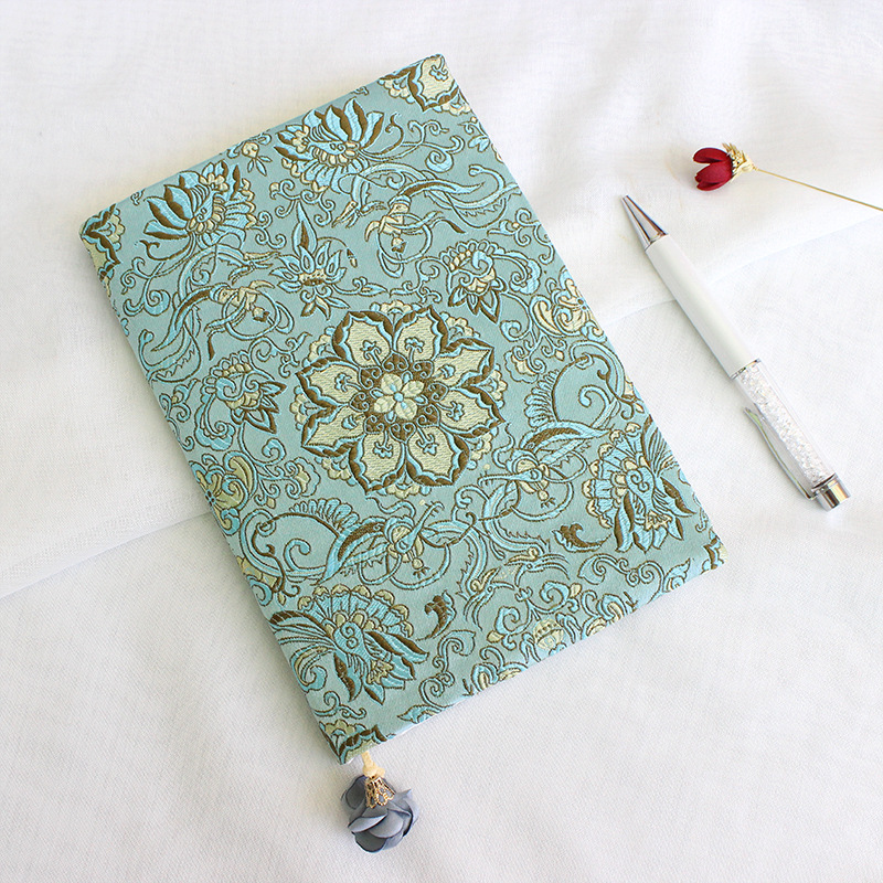 Hot sale A5 A6 size adjustable manual cloth book cover plastic book cover adjustable
