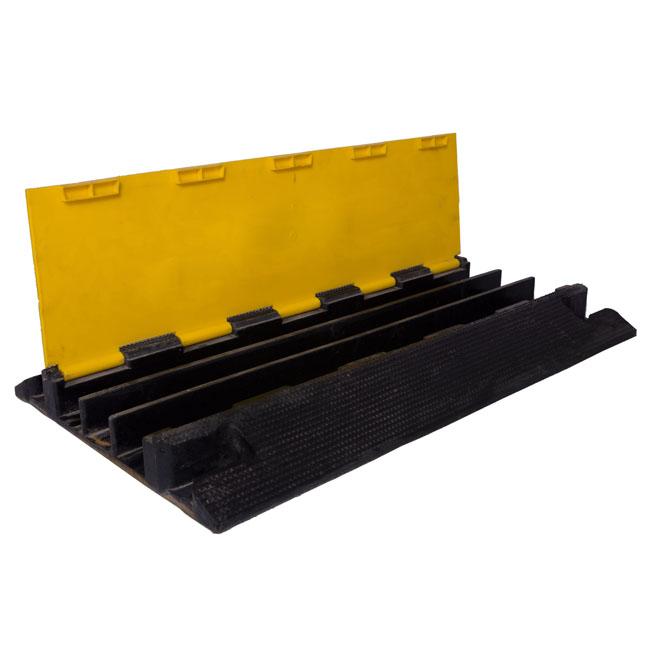 Рампа для шланга с крышкой/рампы для автомобильного кабеля/рампа для пешеходного шланга
