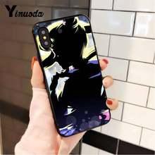 Чехол для телефона Yinuoda Sailor Moon aestic pretty anime girl для iPhone 5 5Sx 6 7 7plus 8 8Plus X XS MAX XR 10 11 11pro 11promax(Китай)
