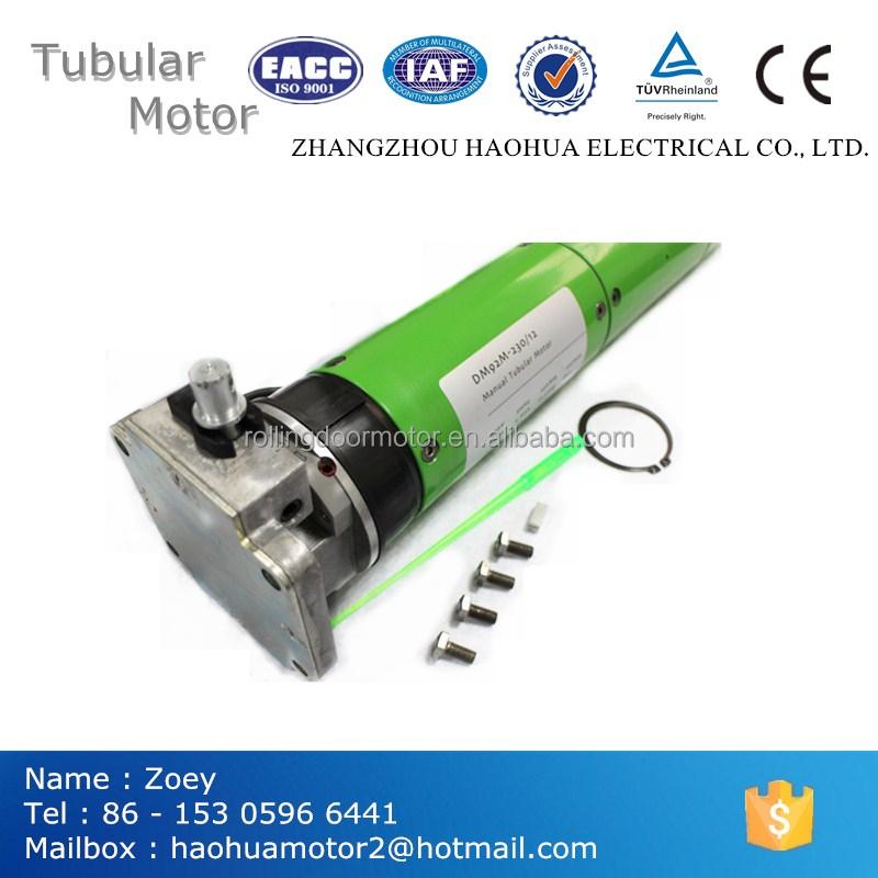 230n tubular motor garage door opener for rolling shutter view tubular  motor haosheng tubular motor/ac rolling shutter motor product details from