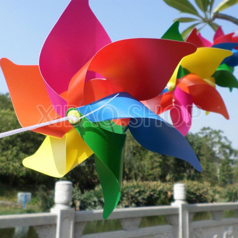 Diy Pinwheel Decorations