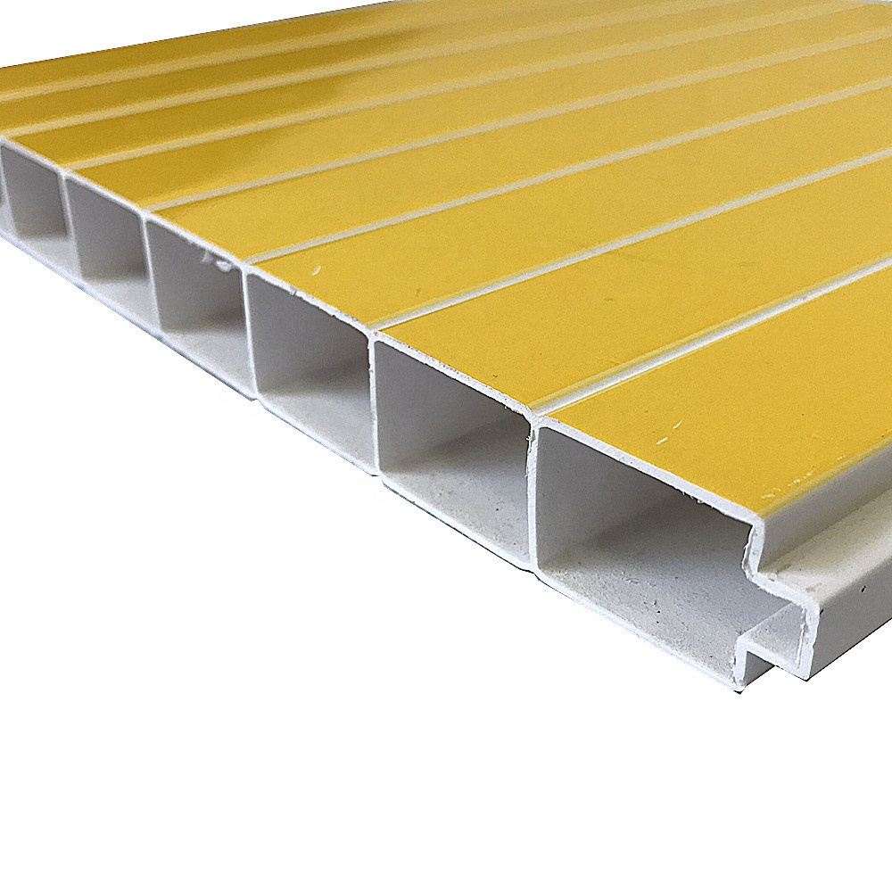 20mm thickness Waterproof Hollow Panel Office Laminated Partition Wall