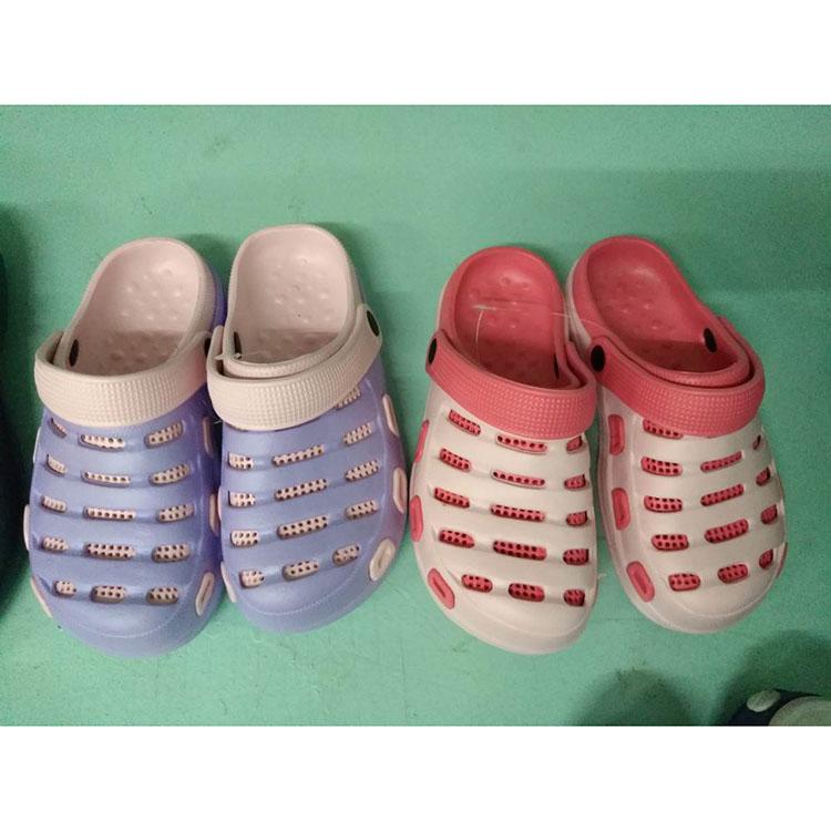 stock shoe Lady eva Outdoor Garden shoes Summer Wholesale Slipper