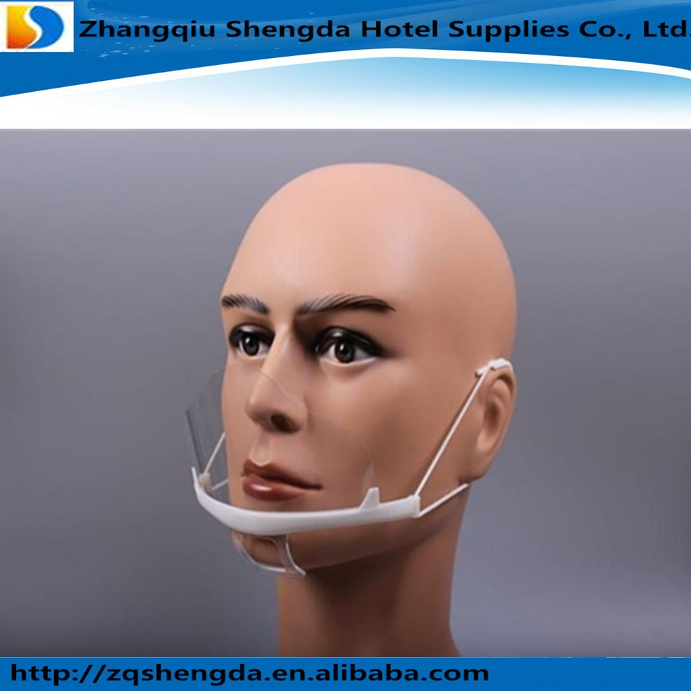 plastic Transparent Face Used On clear Mask Alibaba Mask Food Product com Buy Industry Chef - Mask