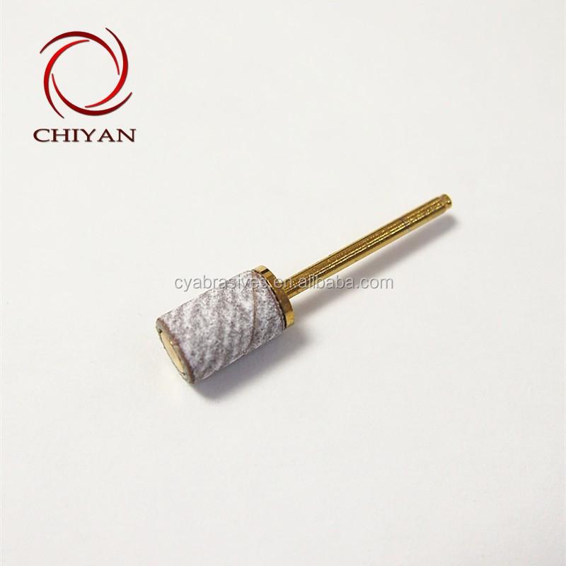Лидер продаж, белая шлифовальная лента для ногтей для маникюра и полировки