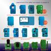 7/7 P Baseband chip (Qualcomm/ inter EEPROM IC)